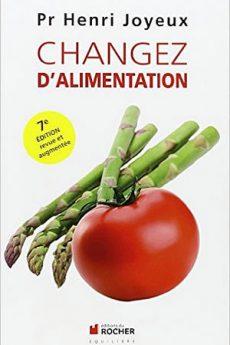 livre : Changez d'alimentation