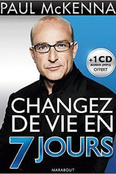 livre : Changez de vie en 7 jours