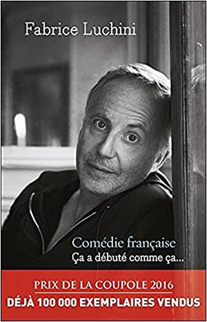 Livre : Comédie française : Ça a débuté comme ça - différent.land
