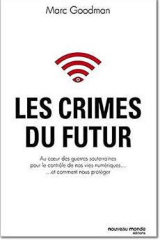 livre : Les crimes du futur