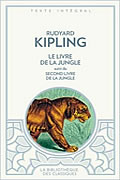 Le livre de la Jungle : suivi de Le Second Livre de la Jungle Poche de Rudyard Kipling