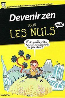 livre : Devenir Zen pour les nuls en BD