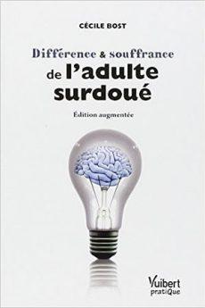 livre : Différence et souffrance de l'adulte surdoué