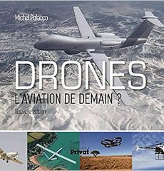 livre : Drones, l'aviation de demain ?
