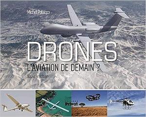 Livre : Les drones : l'aviation de demain ? - different.land