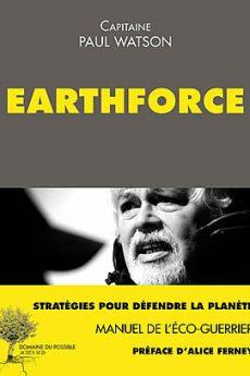 livre : Earthforce : Manuel de l'éco-guerrier