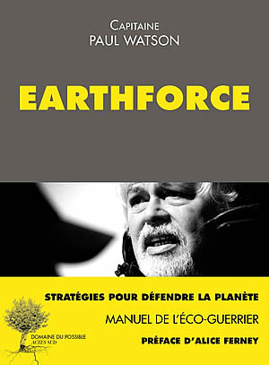 Livre : EarthForce - manuel de l'eco-guerrier - different.land