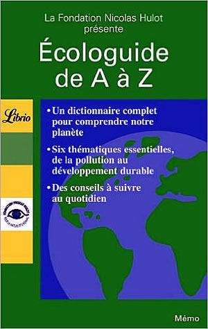Livre : Ecologuide de A à Z