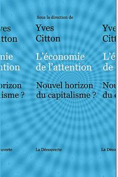 livre : L'économie de l'attention