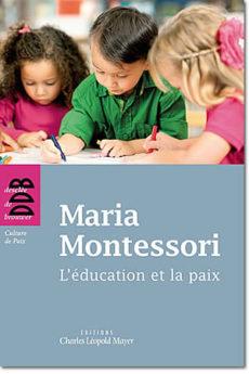 livre : L'éducation et la paix