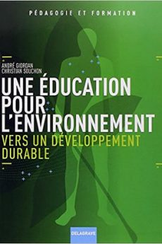 livre : Une éducation pour l'Environnement