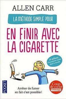 livre : La méthode simple pour en finir avec la cigarette