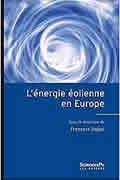 L'énergie éolienne en Europe sous la direction de François Bafoil