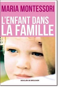 livre : L'enfant dans la famille
