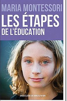 livre : Les étapes de l'éducation
