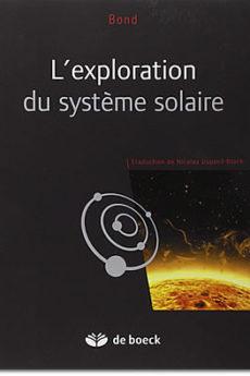 livre : L'exploration du Systeme Solaire