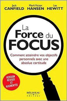 livre : La Force du focus