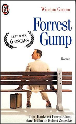 Livre : Forest Gump - différent.land