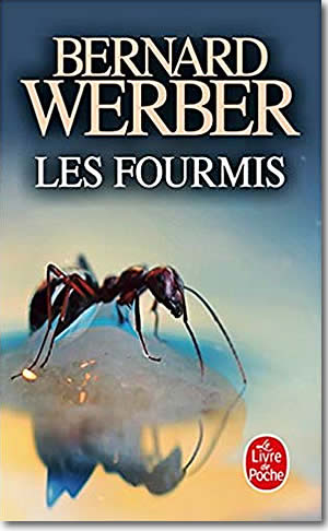 Livre : Les Fourmis - different.land