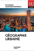 Géographie urbaine de Guy Burgel et Alexandre Grondeau