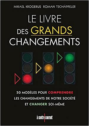 Livre : Le livre des grands changements- différent.land