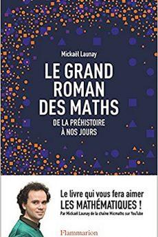 livre : Le grand roman des maths