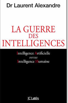livre : La guerre des intelligences