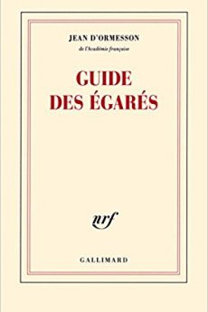 livre : Guide des égarés