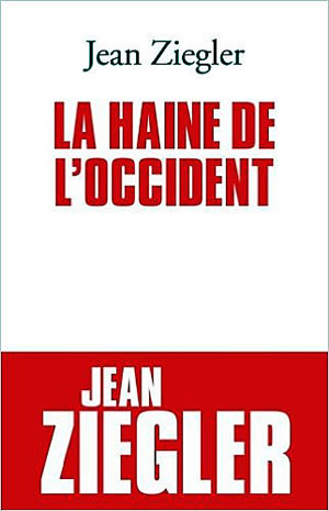 Livre : la haine de l'occident