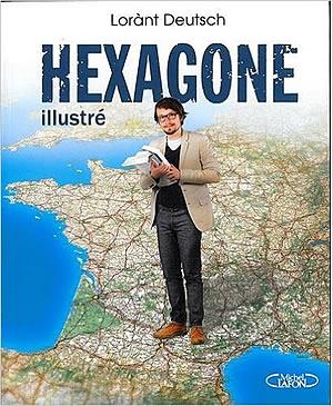 Livre : Hexagone illustré - different.land