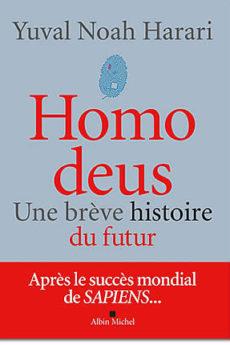 livre : Homo deus – Une brève histoire du futur