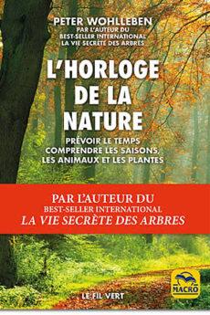 livre : L'horloge de la nature