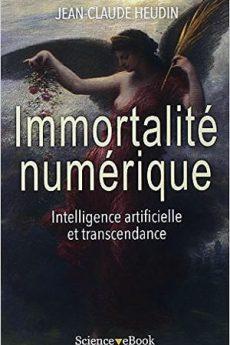 livre : Immortalité numérique