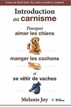 livre : Introduction au carnisme