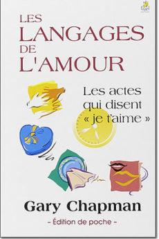 livre : Les langages de l'Amour