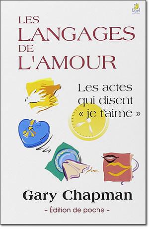 Livre : les langages de l'amour - different.land