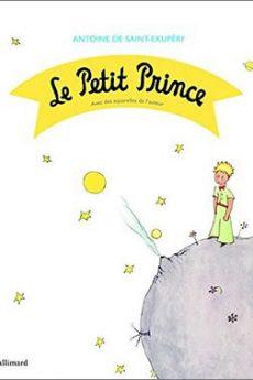 livre : Le petit prince