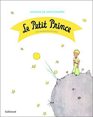 Livre : Le petit prince - different.land