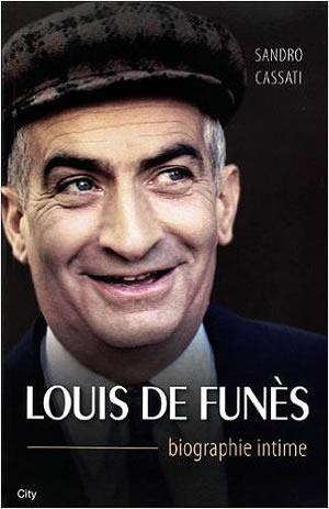 Livre : Louis de Funès, biographie intime