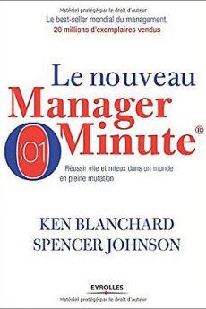 livre : Le nouveau manager minute