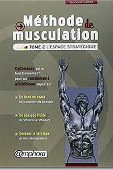 livre : Méthode de musculation d'Olivier Lafay – Tome 2