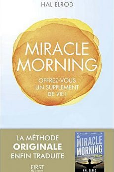 livre : Miracle Morning