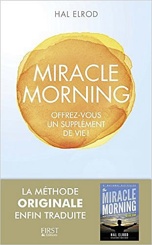Livre ; Miracle morning - different.land