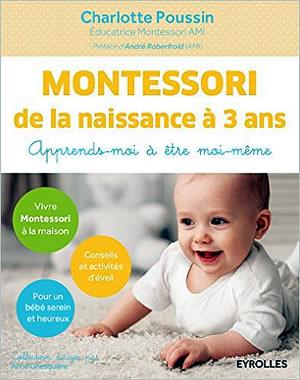 Livre : Apprends moi à être moi-même, Montessori