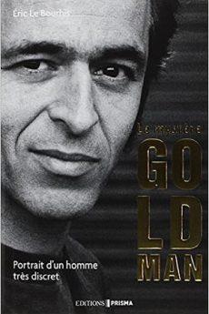 livre : Le mystère Goldman