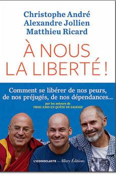 livre : À nous la liberté !