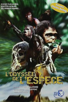 film : L'Odyssée de l'espèce