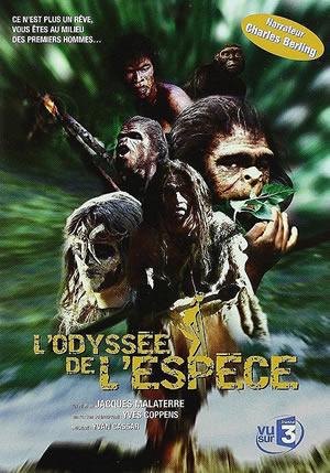 Livre : l'odyssée de l'espèce