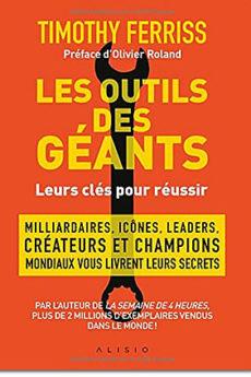 livre : Les outils des géants