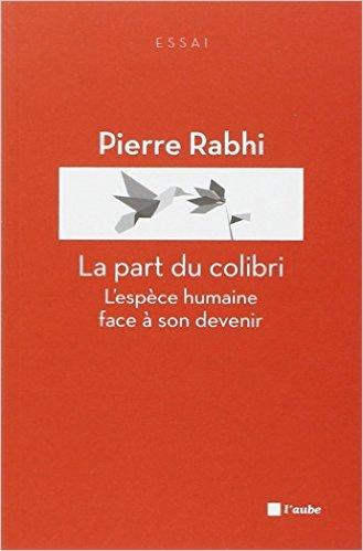 Livre : La part du Colibri